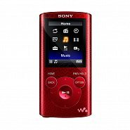 MP3-плеер Sony Walkman NWZ-E383 4GB Red