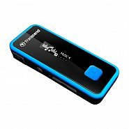 MP3-плеер Transcend T-Sonic 350 8GB Blue
